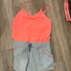ivivva athletic romper
